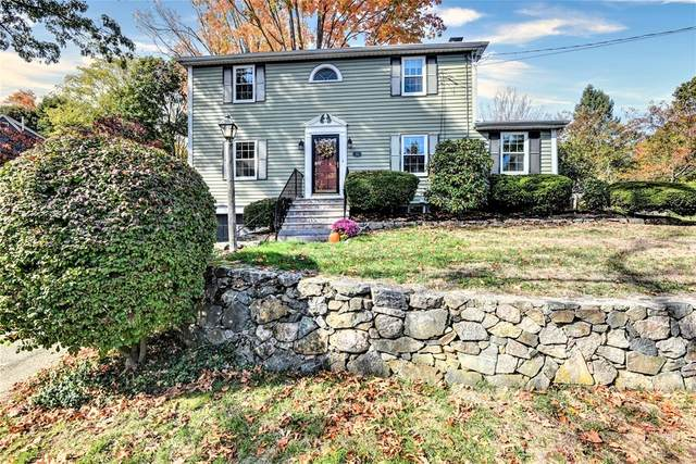 33 Park Ave, Needham, MA 02494 (MLS #72746039) :: EXIT Cape Realty