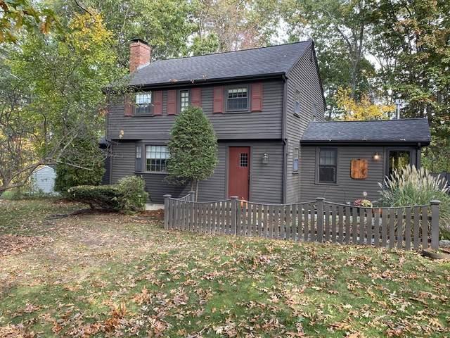 471 Pond St, Franklin, MA 02038 (MLS #72746063) :: Spectrum Real Estate Consultants