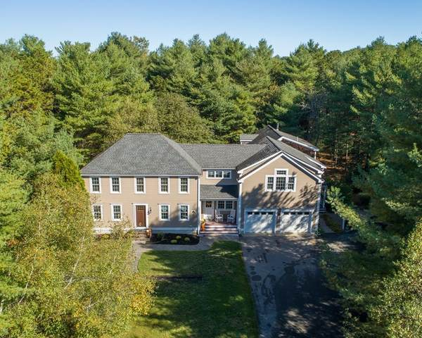 164 Bourne Rd, Plymouth, MA 02360 (MLS #72746072) :: Spectrum Real Estate Consultants
