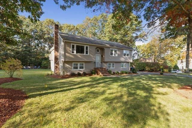22 Borderland Rd, Sharon, MA 02067 (MLS #72746074) :: Spectrum Real Estate Consultants