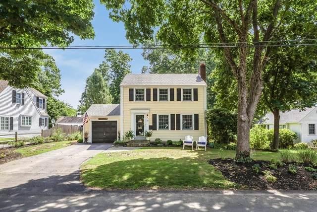 22 Sherwood Rd, Hingham, MA 02043 (MLS #72746097) :: Spectrum Real Estate Consultants