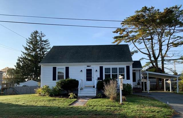 16 Palmer Street, Dartmouth, MA 02748 (MLS #72746116) :: RE/MAX Vantage