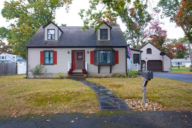 118 Coyle Dr, Seekonk, MA 02771 (MLS #72746135) :: RE/MAX Unlimited