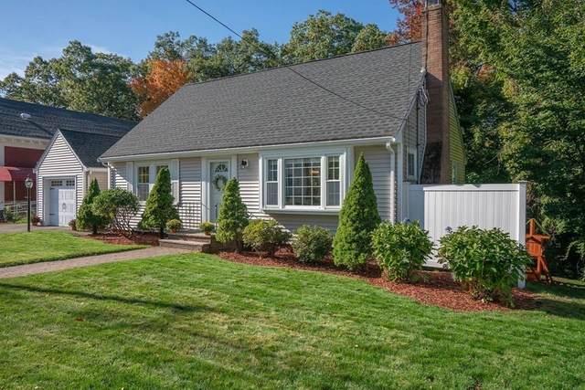 51 Hopkins Street, Reading, MA 01867 (MLS #72746154) :: Cosmopolitan Real Estate Inc.