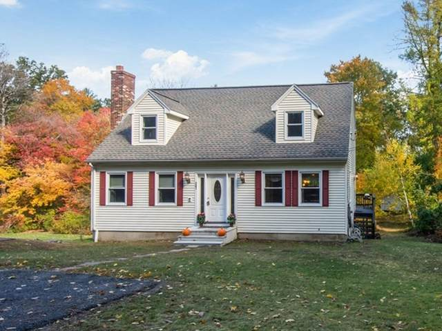 367 Thompson Road, Webster, MA 01570 (MLS #72746203) :: Anytime Realty