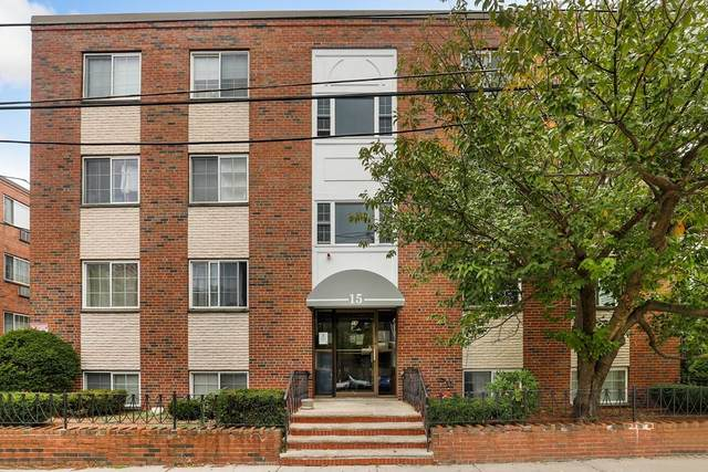 15 Staples Ave #27, Everett, MA 02149 (MLS #72746232) :: Cosmopolitan Real Estate Inc.