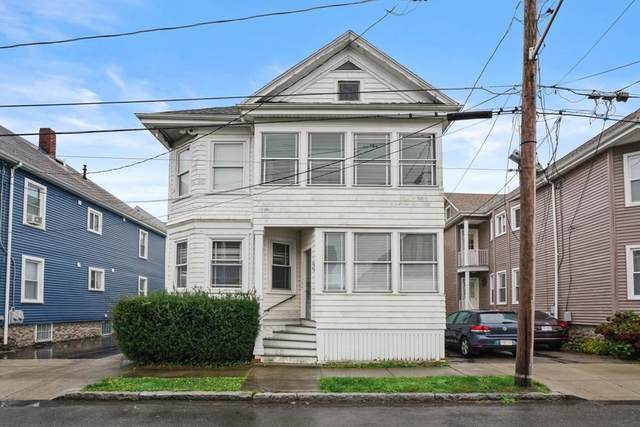 234-236 Bates St, New Bedford, MA 02745 (MLS #72746278) :: RE/MAX Vantage