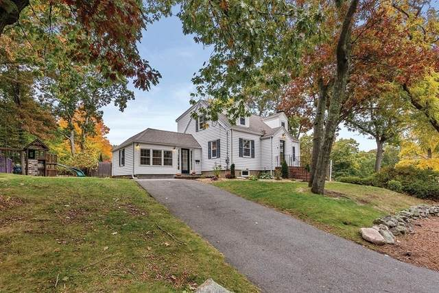 9 Highview St, Westwood, MA 02090 (MLS #72746312) :: Trust Realty One