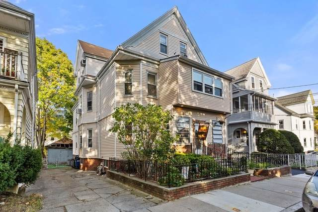 11 Foskett St, Somerville, MA 02144 (MLS #72746337) :: Ponte Realty Group