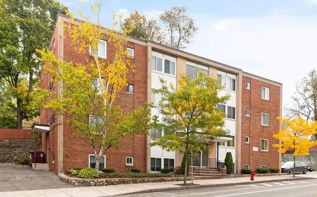 851 Broadway #22, Everett, MA 02149 (MLS #72746354) :: Cosmopolitan Real Estate Inc.