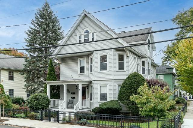 87 Montclair Avenue, Boston, MA 02132 (MLS #72746393) :: RE/MAX Unlimited