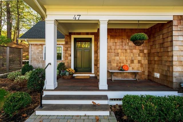47 Cottage Circle #47, Dedham, MA 02026 (MLS #72746485) :: Charlesgate Realty Group