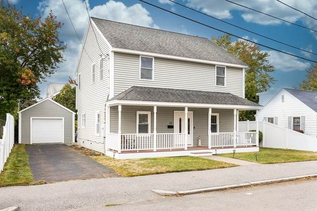 10 Wadleigh Ave, Revere, MA 02151 (MLS #72746489) :: DNA Realty Group
