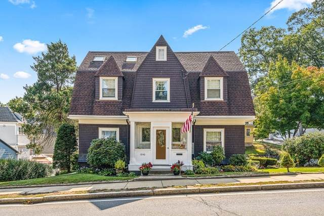 1040 Franklin Street, Melrose, MA 02176 (MLS #72746583) :: Cosmopolitan Real Estate Inc.