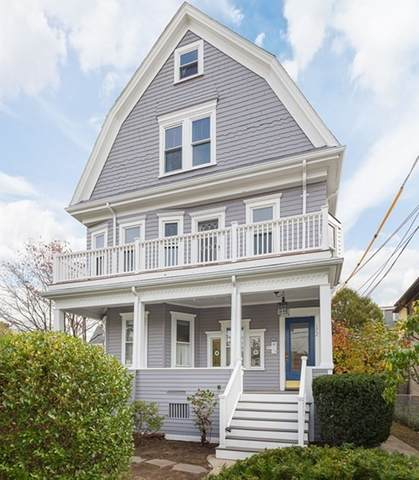 172 Fayerweather St #1, Cambridge, MA 02138 (MLS #72746620) :: Charlesgate Realty Group