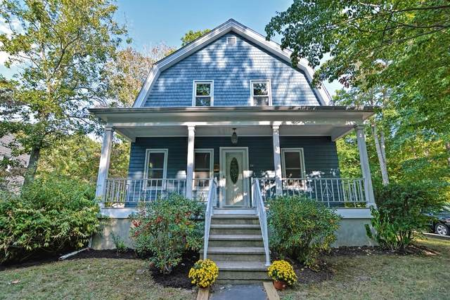 34 Johnson St, Taunton, MA 02780 (MLS #72746644) :: RE/MAX Vantage