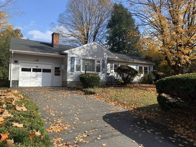 87 Hadley St., South Hadley, MA 01075 (MLS #72746647) :: Charlesgate Realty Group
