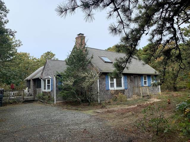 145 Oquamoshod Rd, Eastham, MA 02642 (MLS #72746673) :: Team Roso-RE/MAX Vantage
