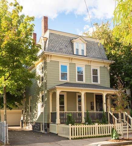 86 Myrtle St #1, Somerville, MA 02145 (MLS #72746702) :: Zack Harwood Real Estate | Berkshire Hathaway HomeServices Warren Residential