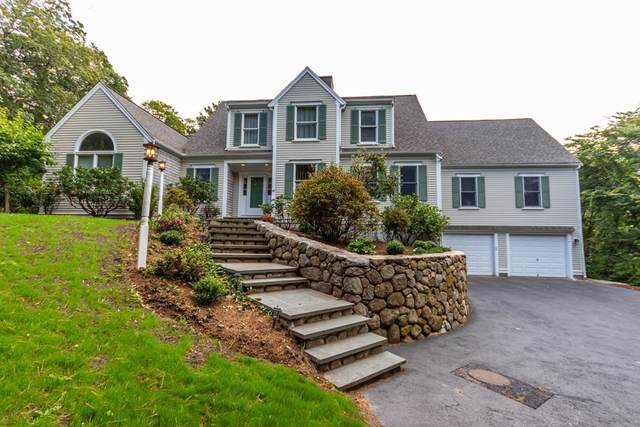 147 Beech Leaf Island Rd, Barnstable, MA 02632 (MLS #72746713) :: Walker Residential Team