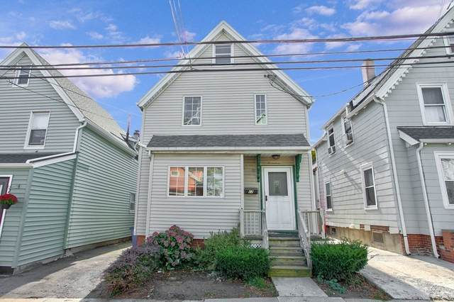 17 Fountain Ave, Somerville, MA 02145 (MLS #72746730) :: RE/MAX Vantage