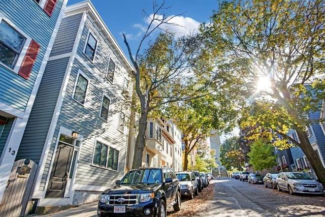 11 Monument Street #2, Boston, MA 02129 (MLS #72746737) :: The Seyboth Team