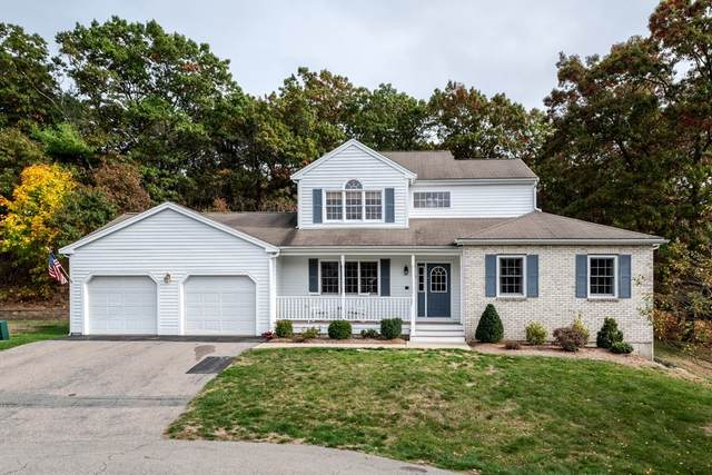7 Crab Apple Ln #7, Franklin, MA 02038 (MLS #72746743) :: Team Roso-RE/MAX Vantage