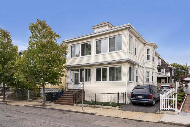31 - 33 Minnesota Ave, Somerville, MA 02145 (MLS #72746780) :: Zack Harwood Real Estate | Berkshire Hathaway HomeServices Warren Residential