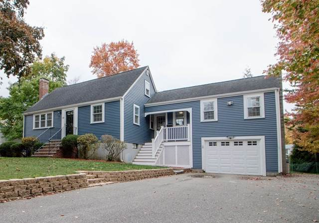 50 Eisenhower, Weymouth, MA 02190 (MLS #72746827) :: Team Roso-RE/MAX Vantage