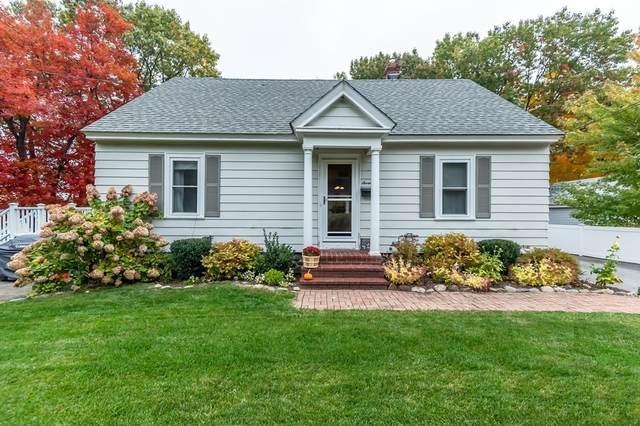 7 Walker Ave, Andover, MA 01810 (MLS #72746843) :: Cosmopolitan Real Estate Inc.