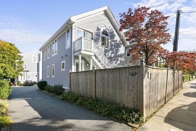 147 Cushing St #5, Cambridge, MA 02138 (MLS #72746864) :: Charlesgate Realty Group