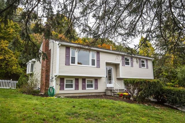 23 Fort Meadow Dr, Hudson, MA 01749 (MLS #72746893) :: DNA Realty Group