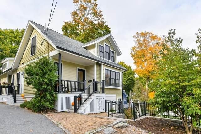207 Chestnut Ave #1, Boston, MA 02130 (MLS #72746901) :: Charlesgate Realty Group