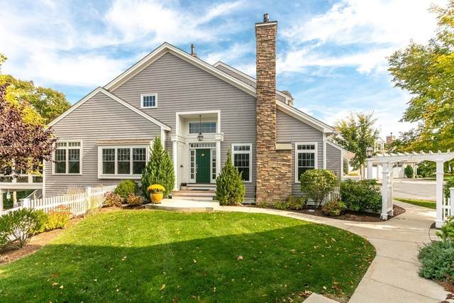 5 Curlew Court 5B, Gloucester, MA 01930 (MLS #72746910) :: Charlesgate Realty Group