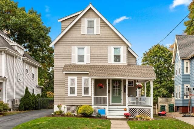 28 Otis Street, Medford, MA 02155 (MLS #72746924) :: Cosmopolitan Real Estate Inc.