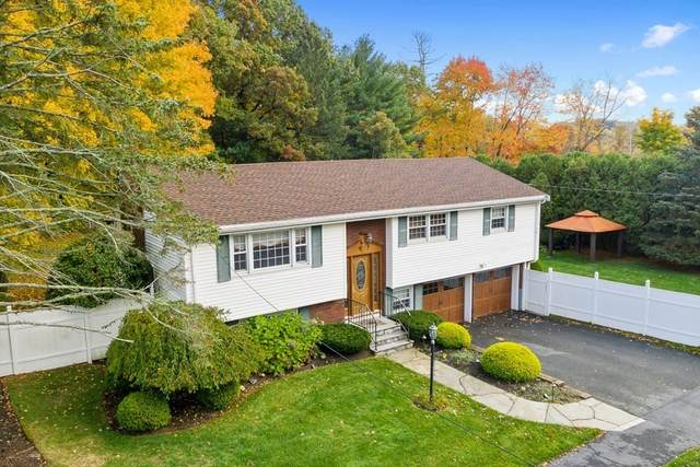 14 Larrabee Terrace, Peabody, MA 01960 (MLS #72746968) :: Zack Harwood Real Estate   Berkshire Hathaway HomeServices Warren Residential