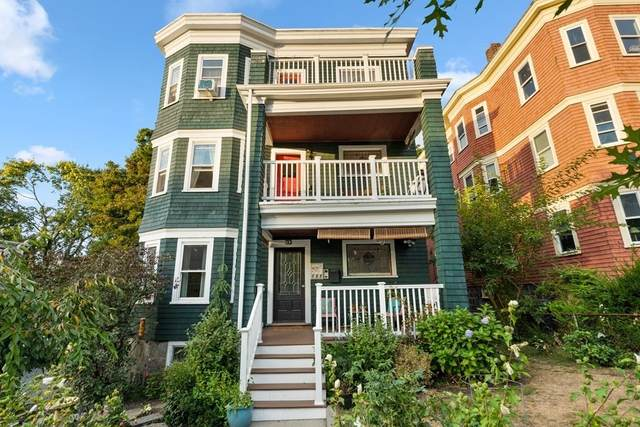 70 Montebello Rd #1, Boston, MA 02130 (MLS #72746983) :: The Seyboth Team