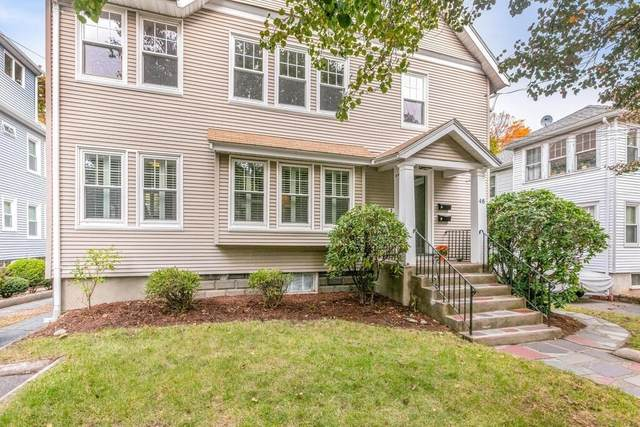 48 Clewley Rd. #2, Medford, MA 02155 (MLS #72746989) :: Cosmopolitan Real Estate Inc.