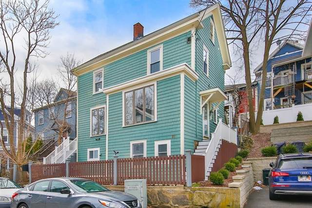 97 Forbes St. #0, Boston, MA 02130 (MLS #72746990) :: The Seyboth Team