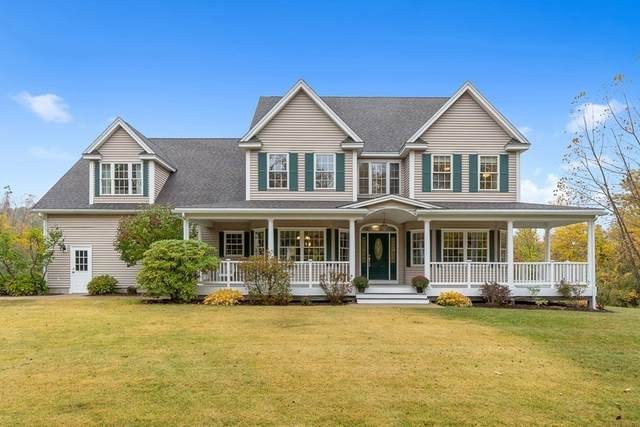 546 Prospect St, Leominster, MA 01453 (MLS #72747014) :: RE/MAX Unlimited