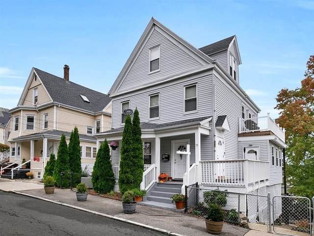 39 Vane St A, Revere, MA 02151 (MLS #72747053) :: DNA Realty Group