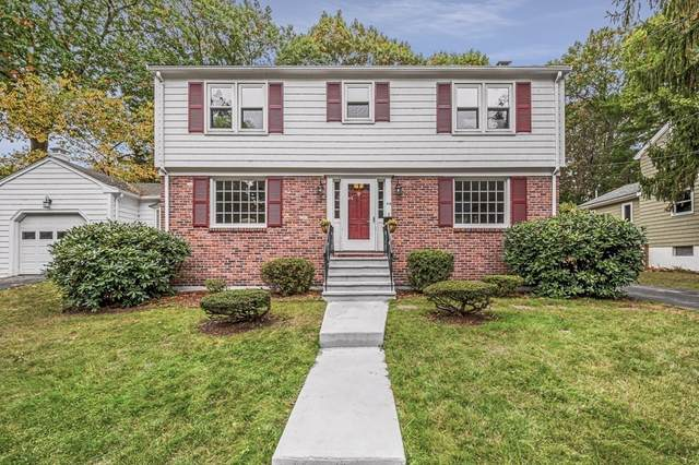 114 Ridge St, Arlington, MA 02474 (MLS #72747057) :: Cosmopolitan Real Estate Inc.