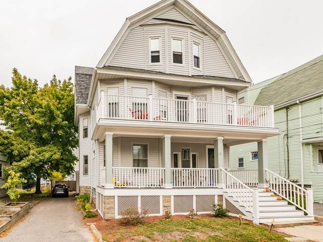 31 Varnum St #2, Arlington, MA 02474 (MLS #72747072) :: Cosmopolitan Real Estate Inc.