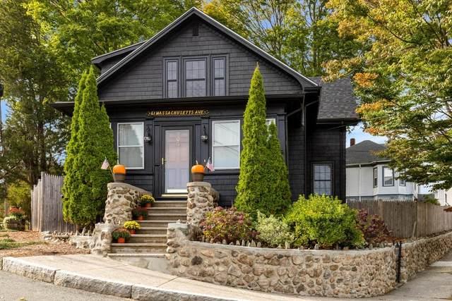 61 Massachusetts Ave, Medford, MA 02155 (MLS #72747082) :: Cosmopolitan Real Estate Inc.