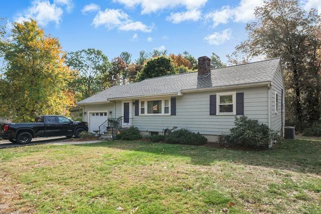 364 Russell Street, Woburn, MA 01801 (MLS #72747089) :: Cosmopolitan Real Estate Inc.