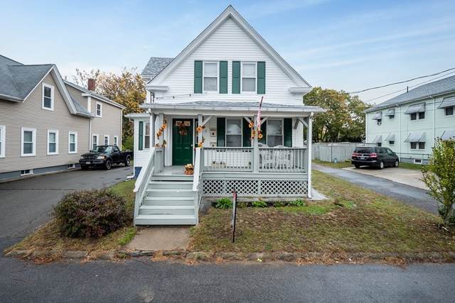 9-11 Purchase St, Taunton, MA 02780 (MLS #72747162) :: RE/MAX Vantage