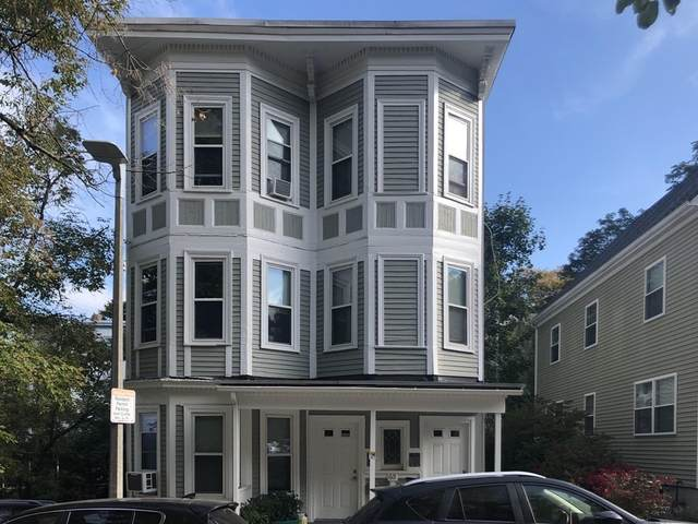 58-60 Woodlawn Street, Boston, MA 02130 (MLS #72747172) :: The Gillach Group