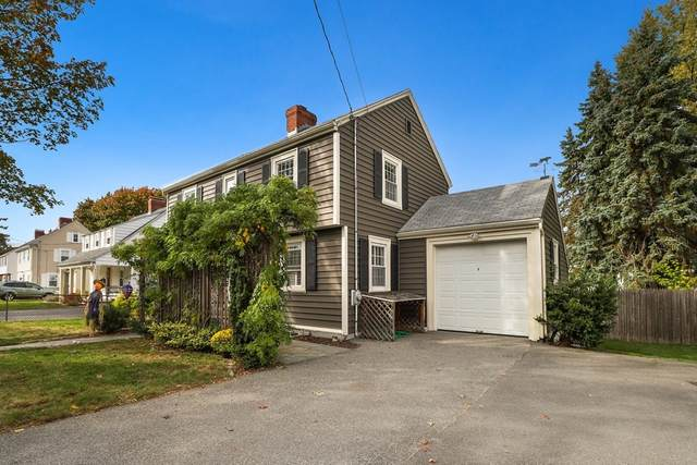 143 Lake St, Arlington, MA 02474 (MLS #72747191) :: Cosmopolitan Real Estate Inc.