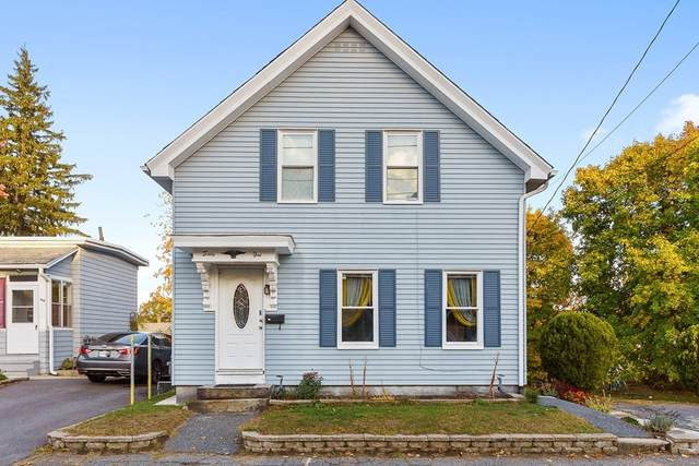 61 Lincoln St, Fitchburg, MA 01420 (MLS #72747194) :: Welchman Real Estate Group