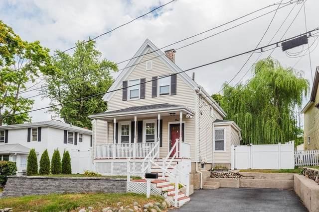 1 Jefferson Ct, Woburn, MA 01801 (MLS #72747246) :: Cosmopolitan Real Estate Inc.